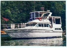 1984 Sea Ray 360 Aft Cabin