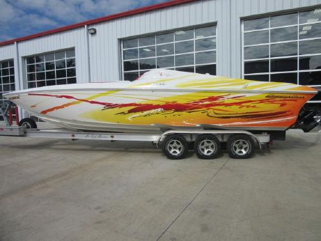 2006 Sunsation Powerboats 32 SS Dominator