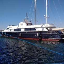 1964 Lurssen Sea Star 45M