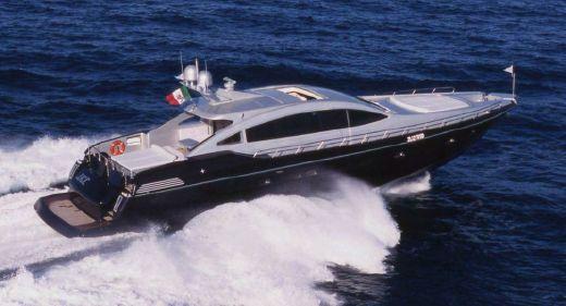 2004 Cantieri Navali Lavagna Admiral Challenger 85