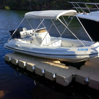 2005 Nautica 15 Wide Body