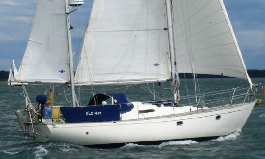 1990 Biscay 36