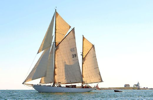 1934 Alexander Stephen & Son Gaff rigged Ketch