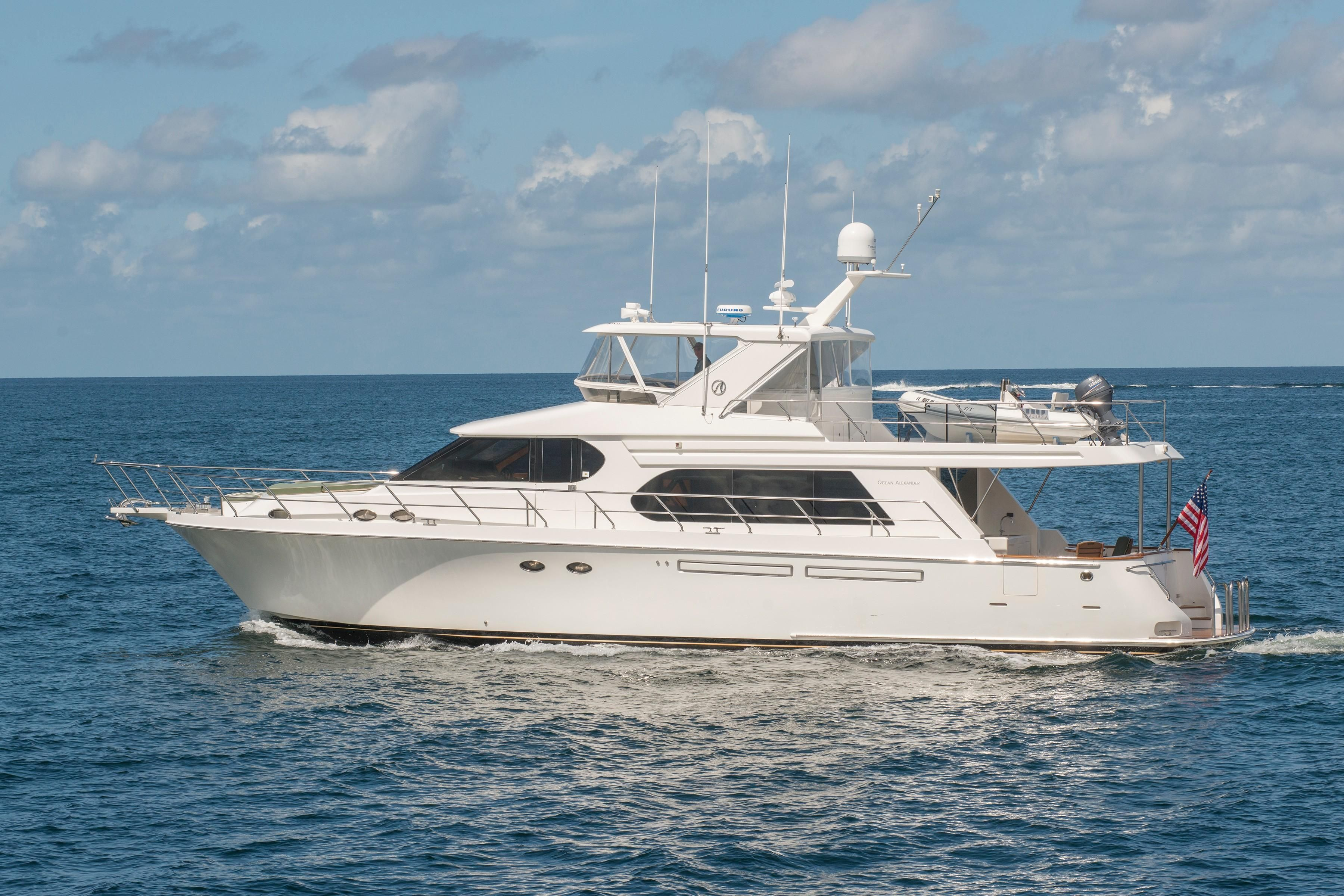 2009 ocean alexander 64 pilothouse motor yacht power boat for Ocean yachts 48 motor yacht for sale