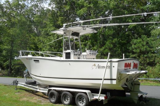 1994 Albemarle 262 Center Console