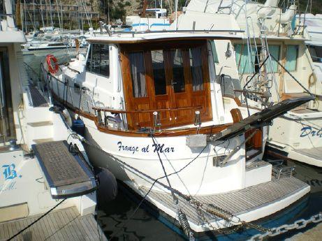 2001 Menorquin Yachts 100T