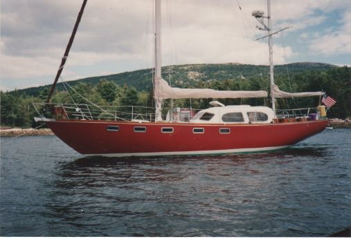 1968 Pearson Countess Ketch