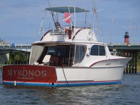 1956 Rybovich 42 Day-Boat