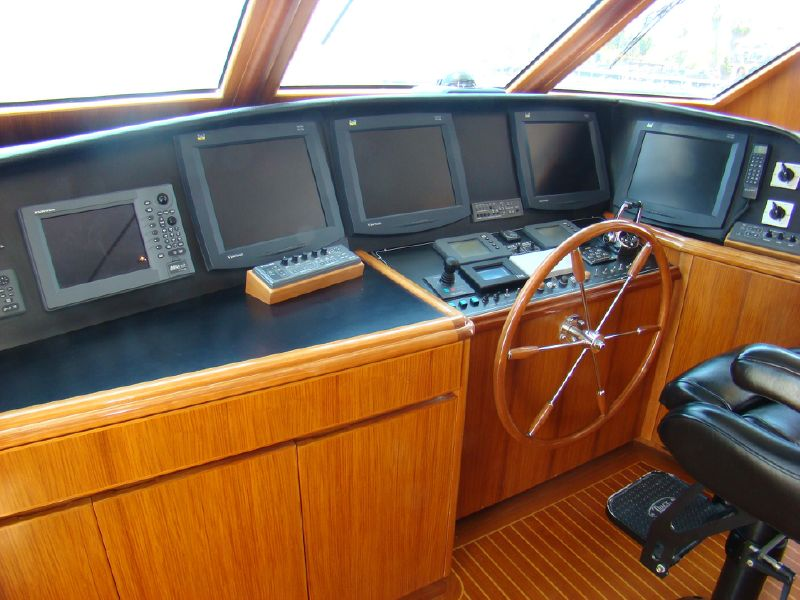 97 Transworld Megayacht Money Cat for sale