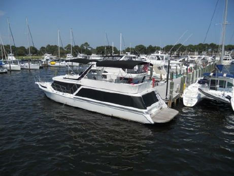 1989 Bluewater Yachts Coastal Cruiser 55