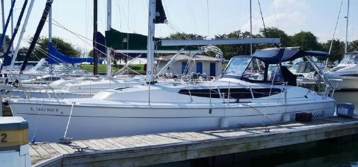 2012 Marlow-Hunter 33
