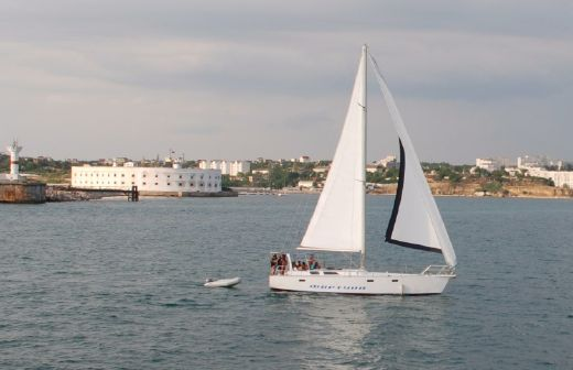 2009 Custom Weld Fortuna Steel Sailing yacht