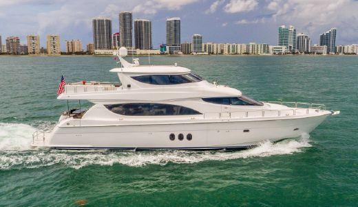 2014 Hatteras Motor Yacht