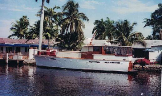 1959 Stephens Motor Yacht