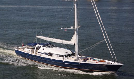 Pendennis High Performance Motorsailer