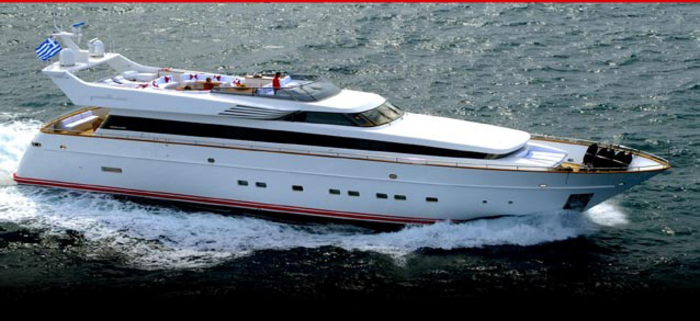 2000 akhir cantieri di pisa 110 39 power boat for sale. Black Bedroom Furniture Sets. Home Design Ideas