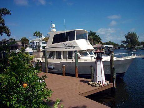 2006 Mainship 430 Trunk Cabin Fast Trawler