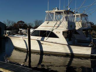 thumbnail photo 0: 1987 Ocean Yachts 44 Super Sport
