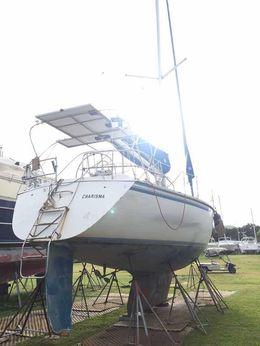 1986 Purjevene Hunter Sailboat 40 SL