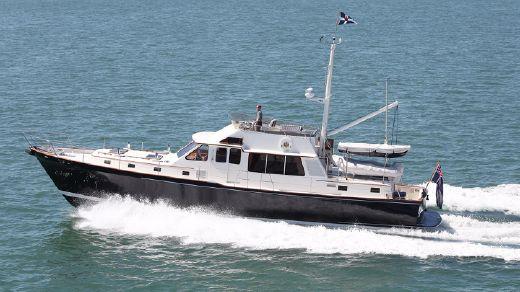 1995 Royal Huisman Custom TSMY 65'
