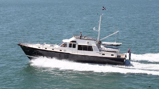1995 Royal Huisman Custom TSMY 65'