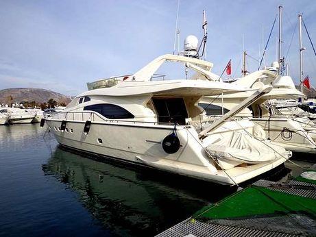 2000 Ferretti Yachts 680