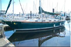1989 Waterline 38 Steel Sloop