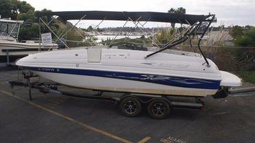 2012 Ebbtide 2500  Deckboat