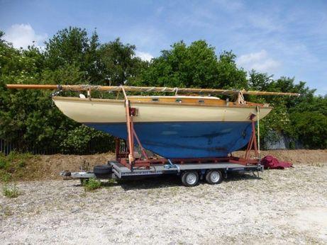 1958 Folkboat 25