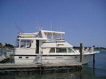 1987 Hatteras Motoryacht