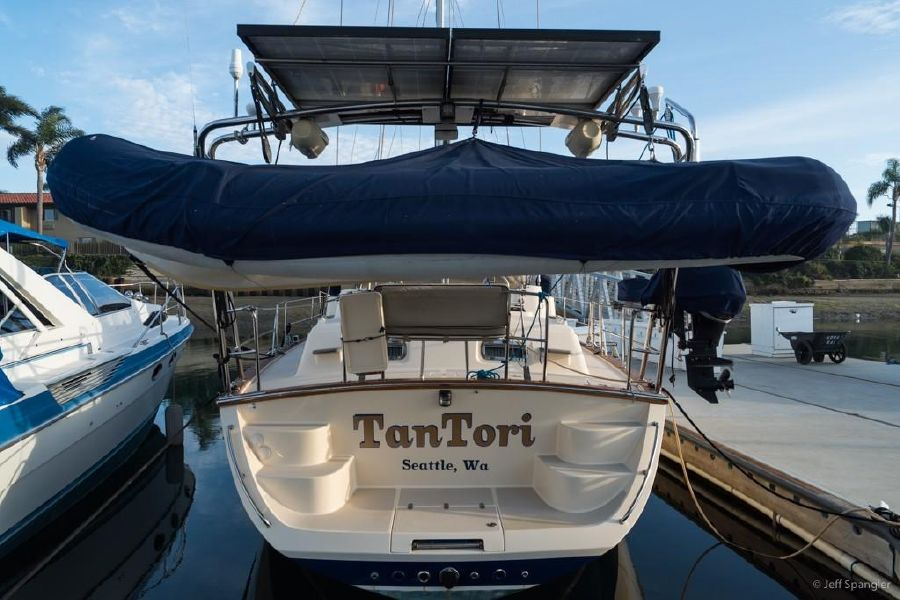 Island Packet 445 Sailboat for sale in San Diego CA