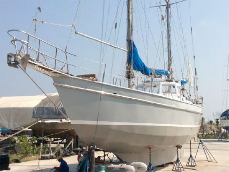 1982 47 Ft Steel Ketch