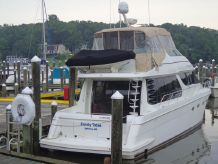 1998 Carver Voyager Pilothouse