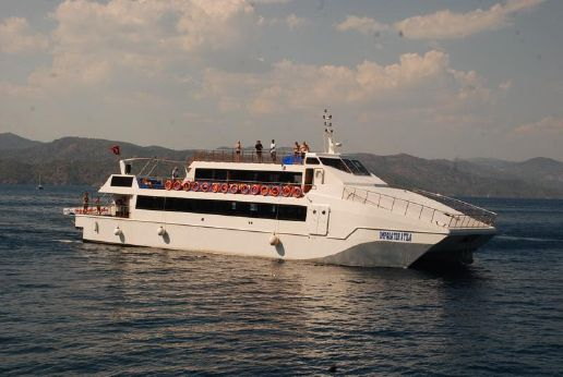 2012 Grp Commercial Passenger Ferry 32m