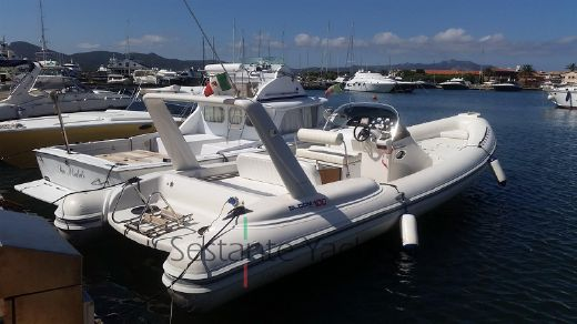 2007 Fabris Yachts Bloom 100