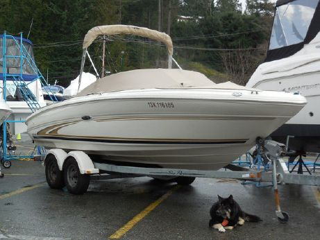 2001 Sea Ray 210 Bow Rider