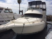 2001 Silverton 39 Motor Yacht