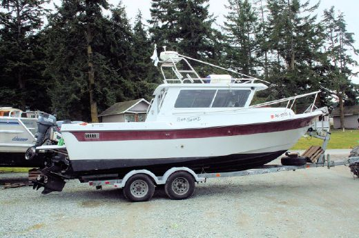 1997 Sea Sport 22 Sportsman