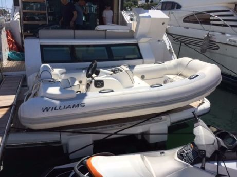 2012 Williams 325 Jet Rib