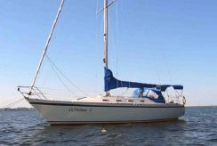 1979 Cs 36 Traditional Sloop