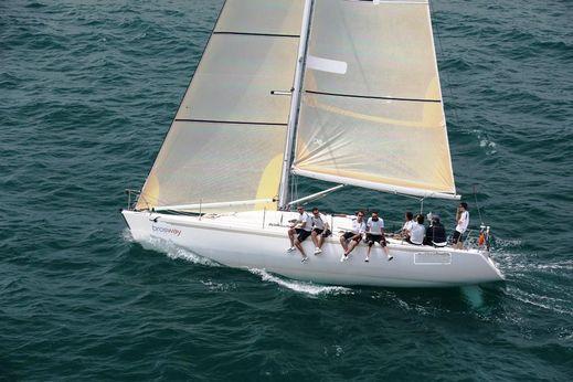 1996 X-Yachts IMX-38