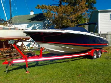 2003 Chris Craft Launch 28
