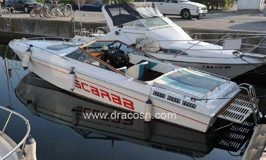 1981 Wellcraft Scarab 29
