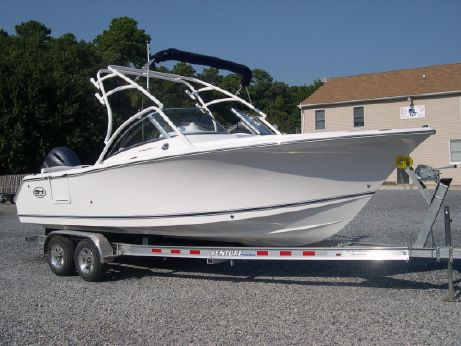 2015 Sea Hunt 235 Escape LE Demo