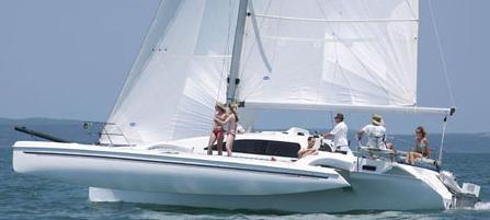 2003 Corsair 36