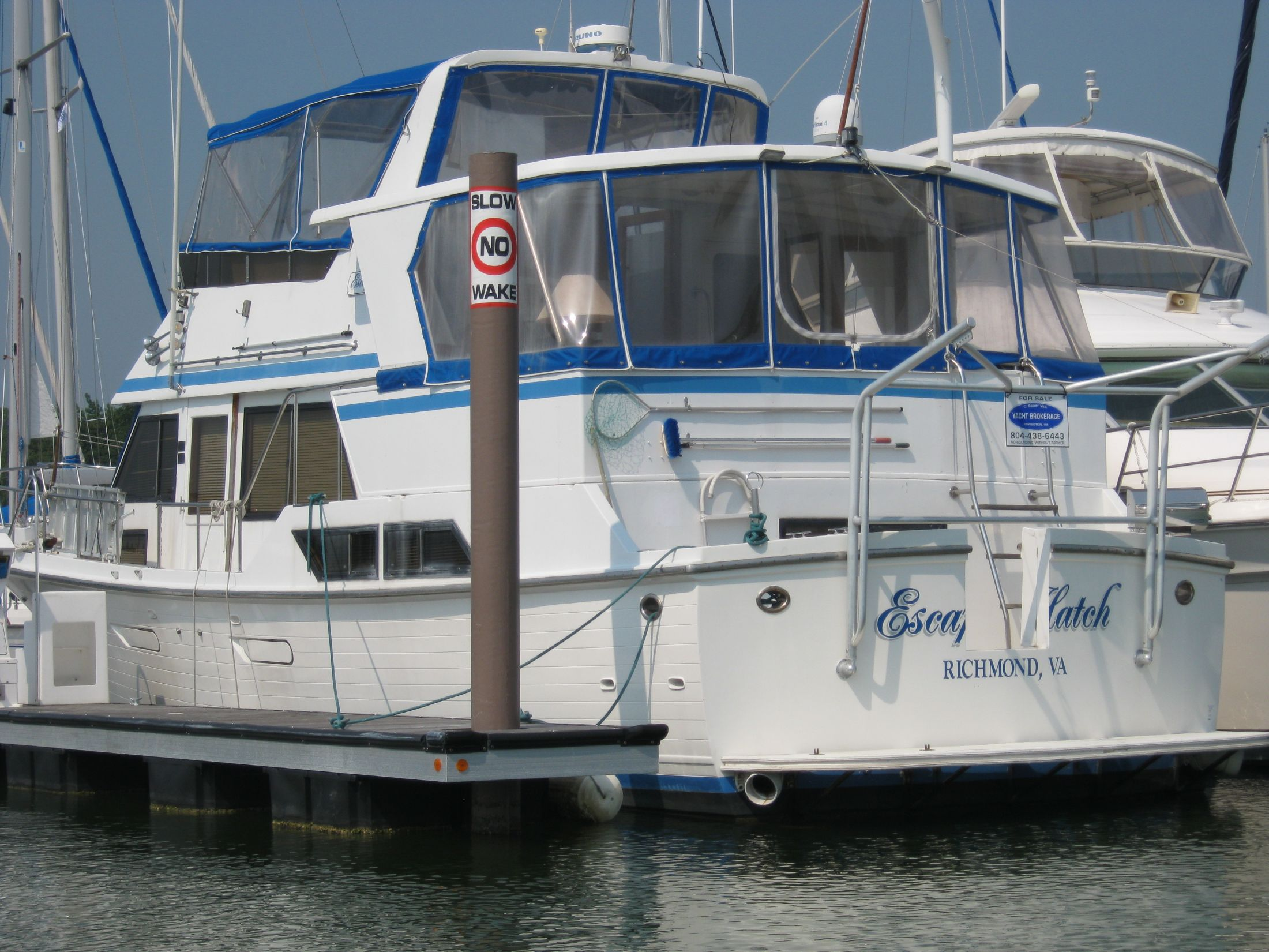 46 ft 1987 present sundeck cpmy