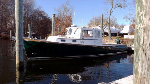 2002 Southport Island Marine 30