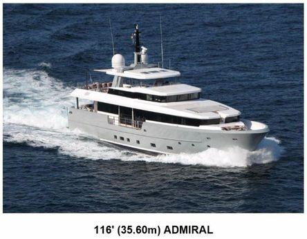 2014 Admiral 35 Clasique