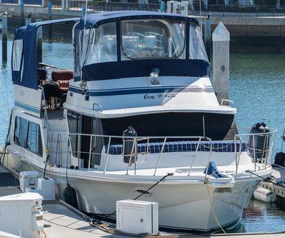 1986 Bluewater Cruiser 51