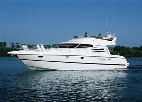 2006 Cranchi Atlantique 48